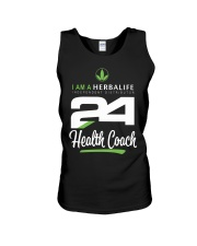I am a Herbalife24 Health Coach Unisex Tank tile