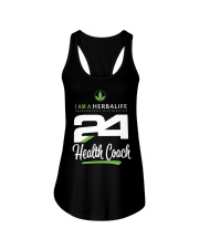 I am a Herbalife24 Health Coach Ladies Flowy Tank thumbnail