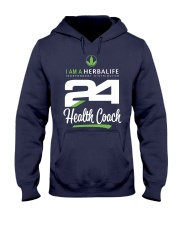 I am a Herbalife24 Health Coach Hooded Sweatshirt front