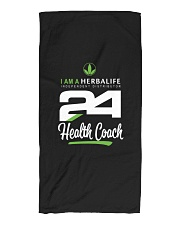 I am a Herbalife24 Health Coach Beach Towel thumbnail