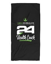 I am a Herbalife24 Health Coach Beach Towel thumbnail