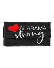 Alabama Strong Washable Reusable Fabric Cloth face mask front