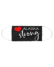 Alaska Strong Washable Reusable Fabric Cloth face mask aos-face-mask-coverlet-lifestyle-front-01