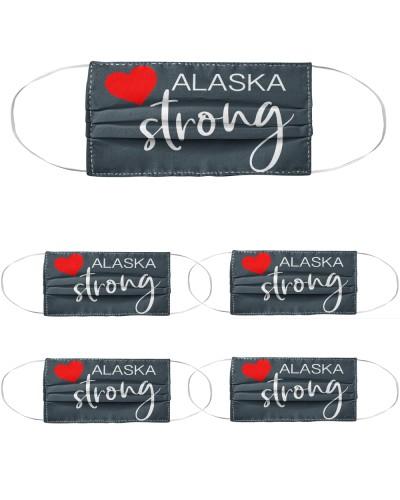 Alaska Strong Washable Reusable Fabric