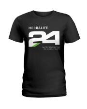 Herbalife 24 Ladies T-Shirt front