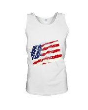 The Men USA Unisex Tank front