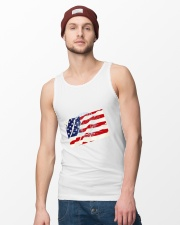 The Men USA Unisex Tank lifestyle-unisex-tank-front-3