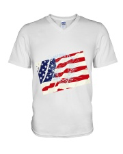 The Men USA V-Neck T-Shirt thumbnail