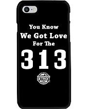 DET4LYFE 313 Day Merch Phone Case thumbnail