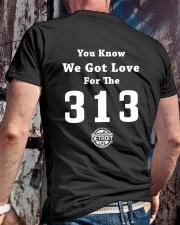 DET4LYFE 313 Day Merch Premium Fit Mens Tee lifestyle-mens-crewneck-back-2