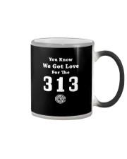 DET4LYFE 313 Day Merch Color Changing Mug thumbnail