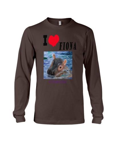 I Love Fiiona The Hippo