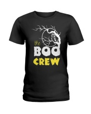 The Boo Crew  Ladies T-Shirt thumbnail
