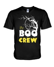 The Boo Crew  V-Neck T-Shirt thumbnail
