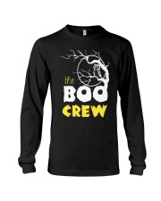 The Boo Crew  Long Sleeve Tee thumbnail