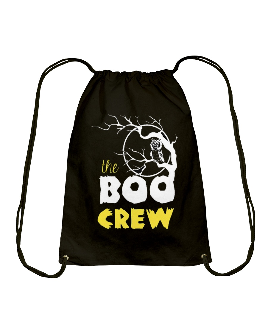 The Boo Crew  Drawstring Bag