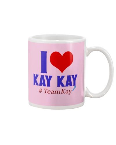 Team Kay Kay Alexis Shirt
