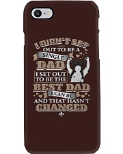 Single Dad T Shirt  Phone Case tile