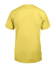 Single Dad T Shirt  Premium Fit Mens Tee back