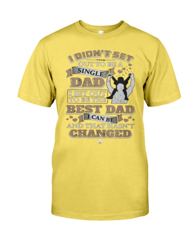 Single Dad T Shirt