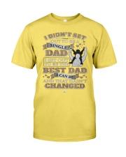 Single Dad T Shirt  Premium Fit Mens Tee front