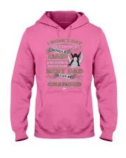 Single Dad T Shirt  Hooded Sweatshirt front
