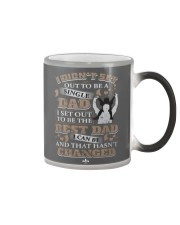 Single Dad T Shirt  Color Changing Mug color-changing-right