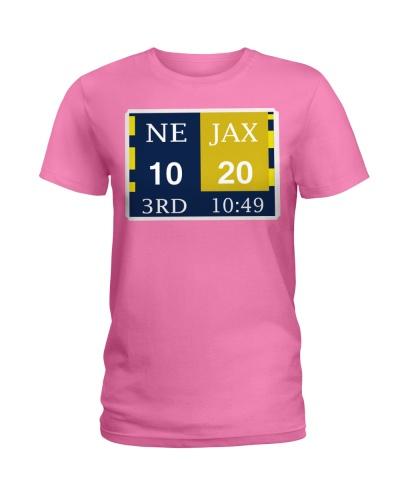 NE VS JAX