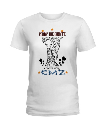 Penny The Giraffe T Shirt