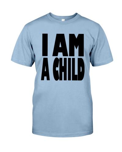 I AM A CHILD