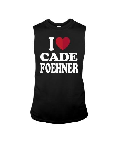 Official Team Cade Foehner Shirt