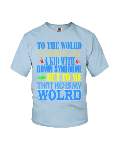 Down Syndrome Awareness T Shirts