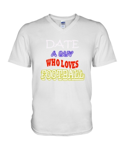 Date a guy who loves football