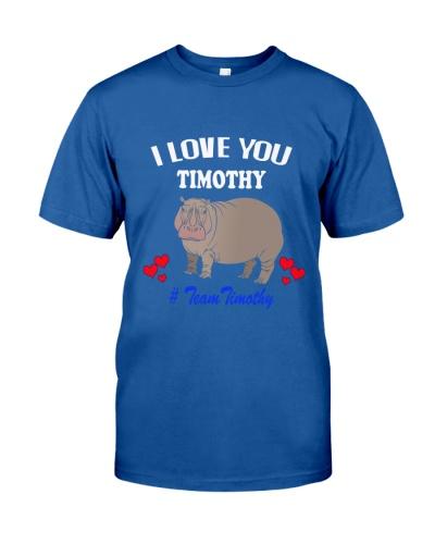 I LOVE YOU TIMOTHY