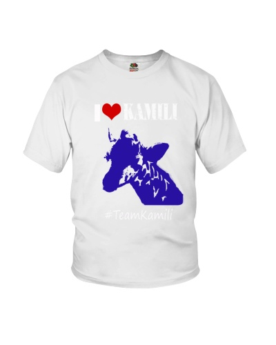 Kamili the Giraffe Shirt