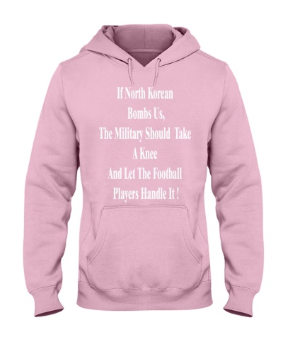 If North Korea Bombs Us T Shirt