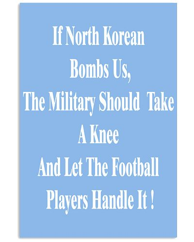 If North Korea Bombs Us T Shirt