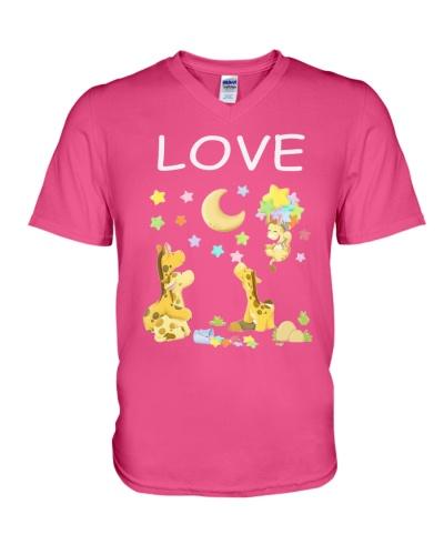 LOVE GIRAFFE