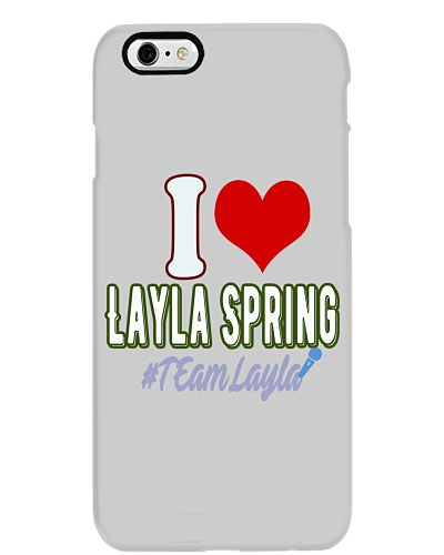 Official Layla Spring Shirt