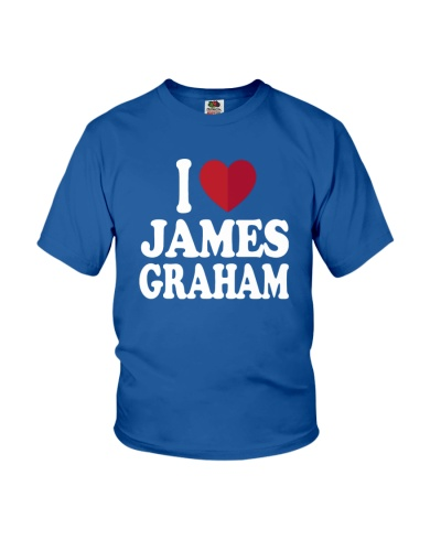 I  Love James Graham