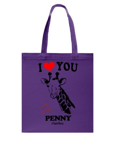 I LOVE PENNY