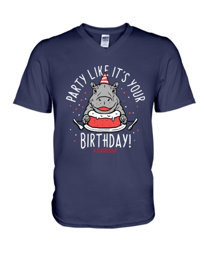 PARTY LIKE ITS YOUR BIRTHDAY - LIMITED EDITION