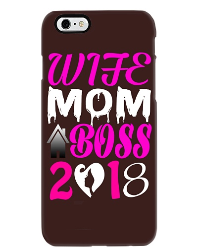 Mothers Day 2018 - Wife Mom Boss 2018