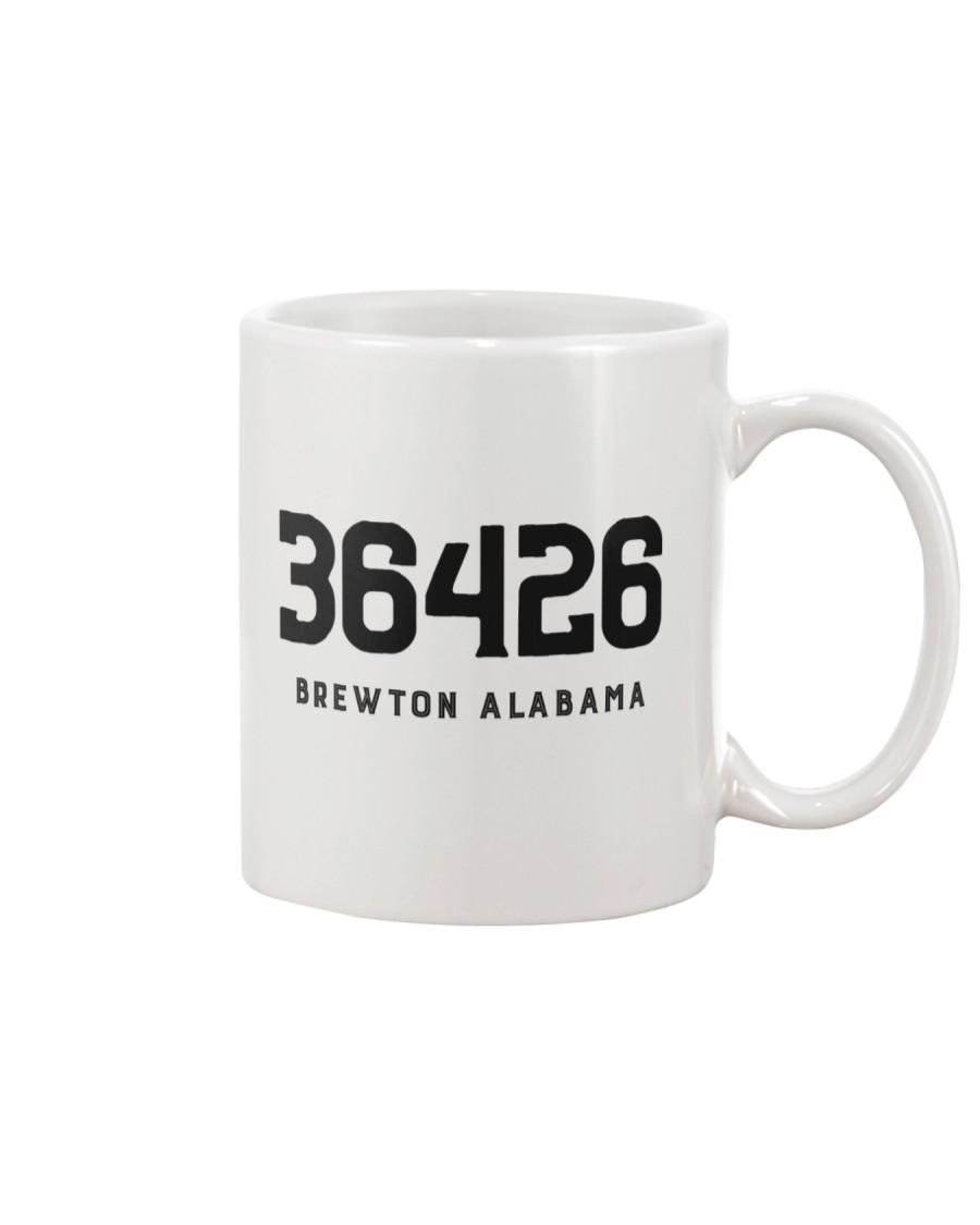 Brewton Alabama 36426 Mug