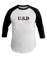 USD Baseball Tee front