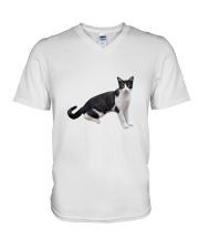 Rescue Mascot V-Neck T-Shirt thumbnail