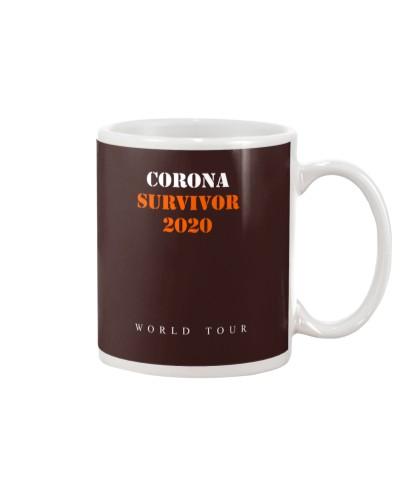 CORONA SURVIVOR 2020 WORLD TOUR