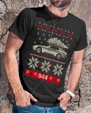 944 Christmas Tree Classic T-Shirt lifestyle-mens-crewneck-front-4