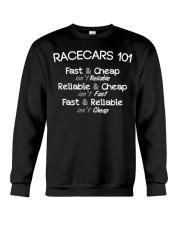 Racecars 101 Crewneck Sweatshirt tile