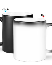 One Woman and Several Cars Color Changing Mug ceramic-color-changing-mug-lifestyle-01